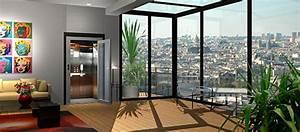 Ascenseur Privatif Prix : ascenseur de maison haut de gamme ~ Premium-room.com Idées de Décoration