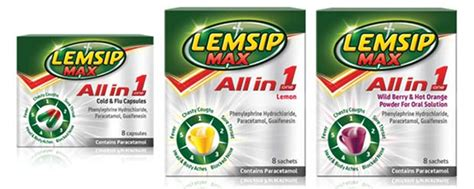 Lemsip Max All In One Wholesale Manager The News