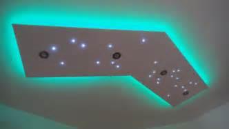 led fã r wohnzimmer deckenleuchte selber bauen direktes und indirektes led licht