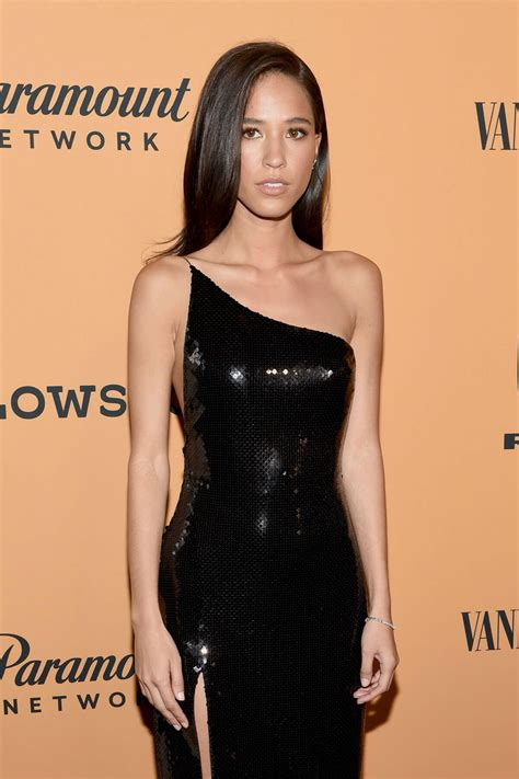 kelsey chow  yellowstone show premiere  los angeles