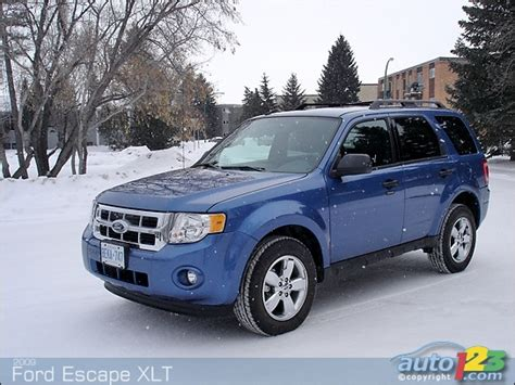 2009 Ford Escape Xlt Reviews by List Of Car And Truck Pictures And Auto123
