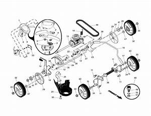 917374120 craftsman professional self propelled 22 inch With craftsman self propelled mower