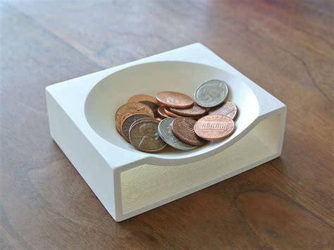 coin tray  printable model cgtrader