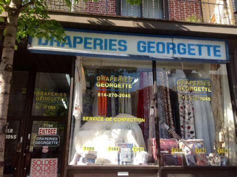 Draperies Georgette Montréal Ltée  Horaire D'ouverture