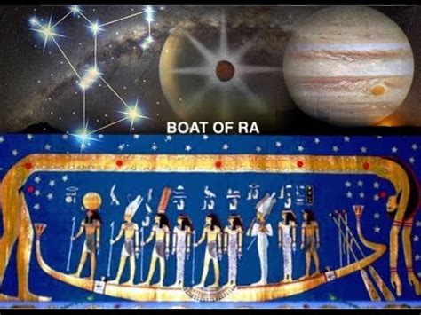 Mesektet Boat by Boat Of Ra 13th Pillar Of Dna Abyss Cern Ogdoad Osiris