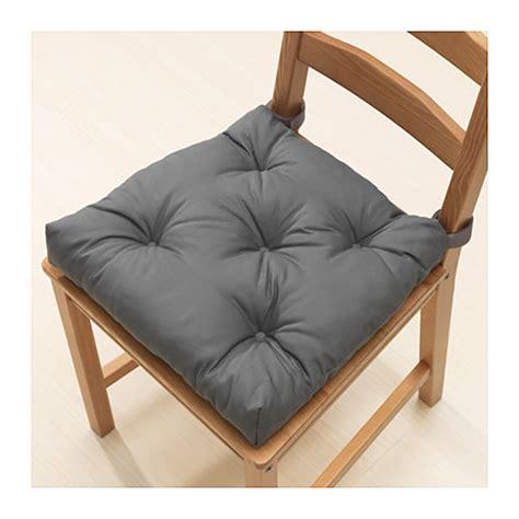 ikea chair cushion kitchen malinda gray indoor outdoor