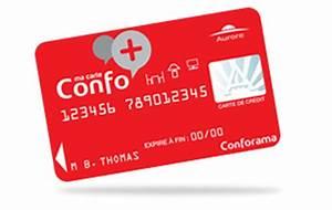 Carte De Credit Conforama : carte de paiement ~ Dailycaller-alerts.com Idées de Décoration