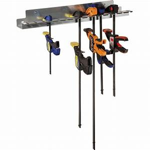 Rockler Quick-Release Bar Clamp Rack | Clamps and Clamp ...