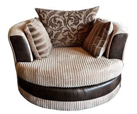 Swivel Cuddle Chair Slipcover by The World S Catalog Of Ideas