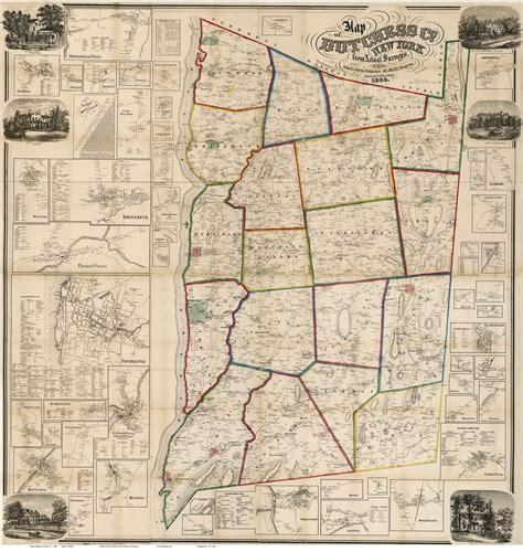 map  dutchess county ny