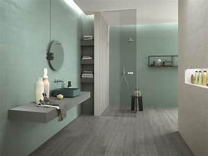 Best salle de bain faience verte ideas amazing house for Faience salle de bain vert
