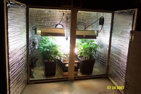 Small Indoor Grow Room Ideas Indoor