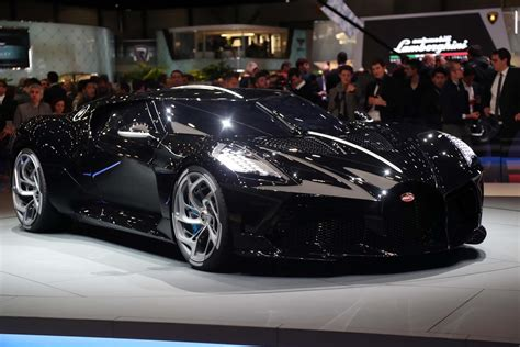 It was named after the racing driver pierre veyron. Cristiano Ronaldo buys world's most expensive car, an $18-million Bugatti La Voiture Noire ...
