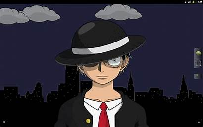 Mafia Anime Cracked Screen