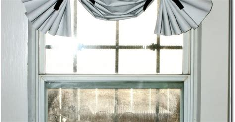 back garage door window treatment magnetic curtain rod