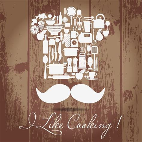 icone cuisine cuisine ensemble icône chef cuisinier télécharger des