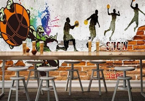 basketball graffiti wallpapers gallery