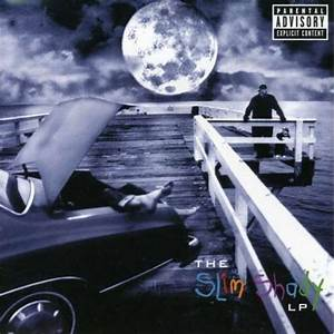 Why Can't Eminem Make A Good Album Cover?