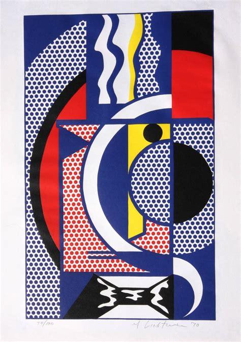 roy lichtenstein modern 1 at 1stdibs