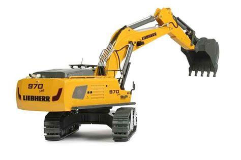 wsi model liebherr  sme excavator
