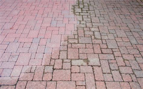 restore paver patio the paver savers easton pa