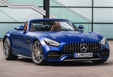 Request a dealer quote or view used cars at msn autos. 2019 Mercedes-AMG GT C Roadster (R190) - specs, photo ...