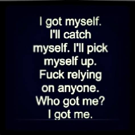 All About Me Myself And I Quotes