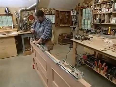 Entrance Door  New Yankee Workshop S19e02  Diy Projects