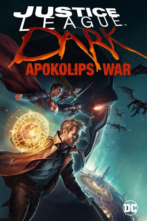 justice league dark apokolips war  dc