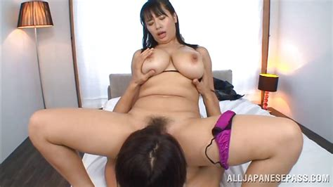 Hana Haruna In Busty Nippon Mom Goes On Top Hd From All Japanese Pass Big Tits Tokyo