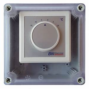 Fst2-ex Frost Thermostat Outdoor