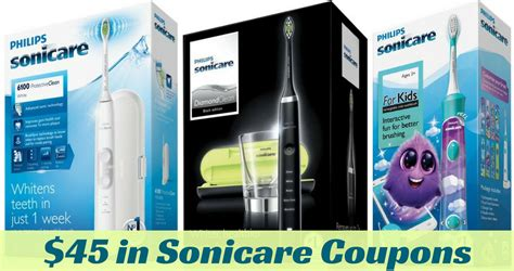 Philips Sonicare Coupons | Kids Electric Toothbrush, $29