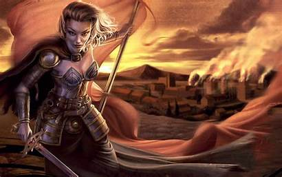 Neverwinter Nights Fantasy Tapety Aribeth Pc Wallpapers