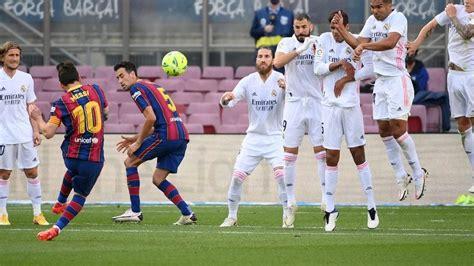 Watch Real Madrid vs Barcelona El Clasico 2021 live! Get ...