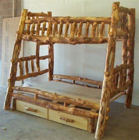 constructing log furniture log furniture plans diy