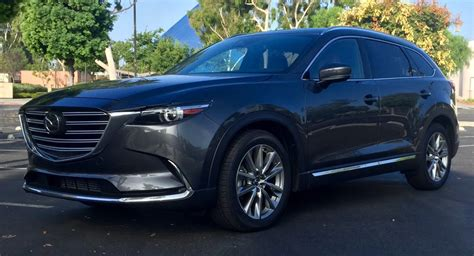 You Can Like The Mazda Cx-9 Even If You Don't Have