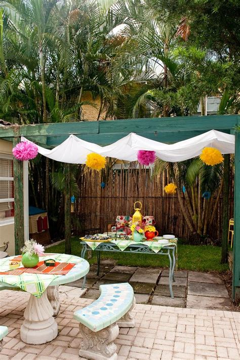 easy diy backyard sun shade ideas   backyard