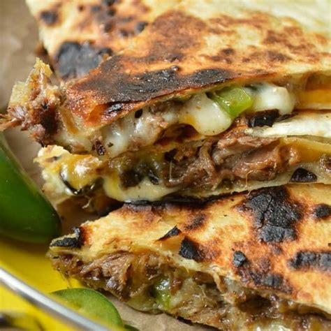 Or until heated through, stirring occasionally. Crock Pot Philly Cheesesteak Quesadillas | Recipe ...