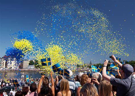 Zviedrijas Nacionālā diena
