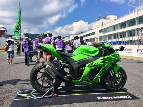 Kawasaki Zx10 R 2019 by 2019 Kawasaki Zx 10r Receives Engine Updates Now