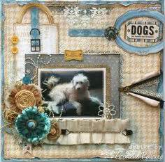 scrapbook ideas petanimalbirds etc