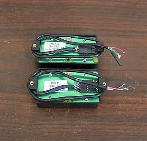 Emg Hz H4  U0026 H4a Passive Pickup Set Black