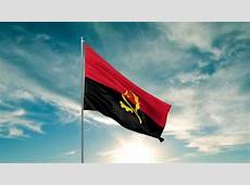 Angola National Flag Full Desktop Backgrounds