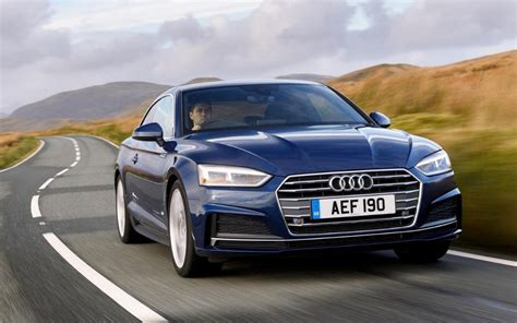 Audi Picture by Audi A5 Review Handsome Looks But Can It Beat Bmw And