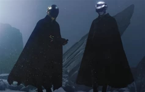 daft punk join  weeknd    feel  coming