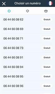 Transavia Numero Gratuit : pratique un second num ro de t l phone gratuitement sur iphone ~ Gottalentnigeria.com Avis de Voitures