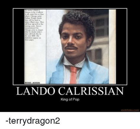Lando Calrissian Meme - laoses to be alleets is all some less so than nathan wrigm thinks line will be kied to tday s