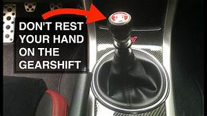 5 Things You Should Never Do In A Manual Transmission