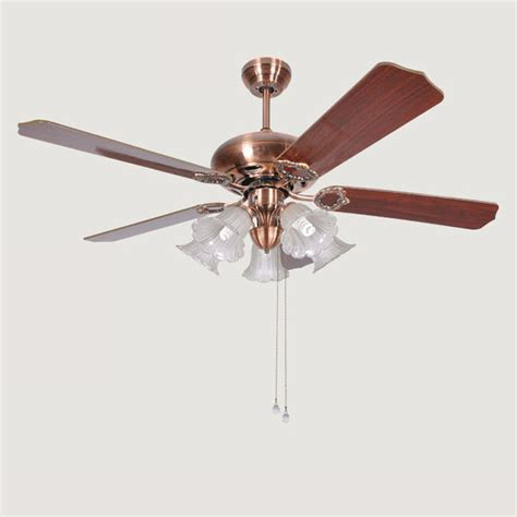 fashion vintage ceiling fan lights retro style fan ls
