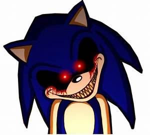 Image  Sonicexe scary png Villains Wiki FANDOM powered by Wikia